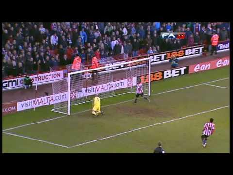 Sheff Utd 1-3 Aston Villa | The FA Cup 3rd Round - 08/01/11