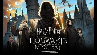 Harry Potter: Hogwarts Mystery Chapter 1 movie game for kids