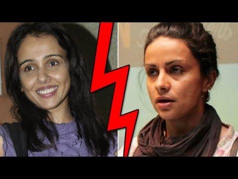 Suchitra Krishnamoorthi abuses Gul Panag