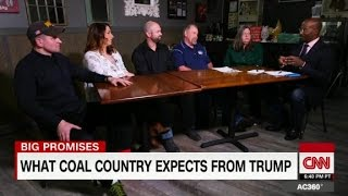 Van Jones: What coal country expects from Trump