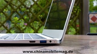 Jumper EZBook 3 Pro Test Deutsch