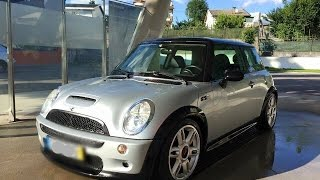 Driving the Mini Cooper S (R53) | Start-up, Accelerations & fly-by