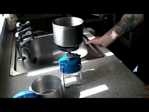 Globetrotter - Camping Gaz backpacking stove