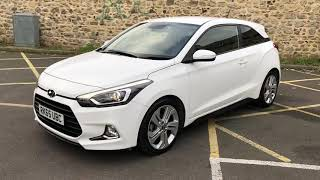 HYUNDAI I20 SPORT NAV TOP SPEC WWW.DAILYCARS.CO.UK