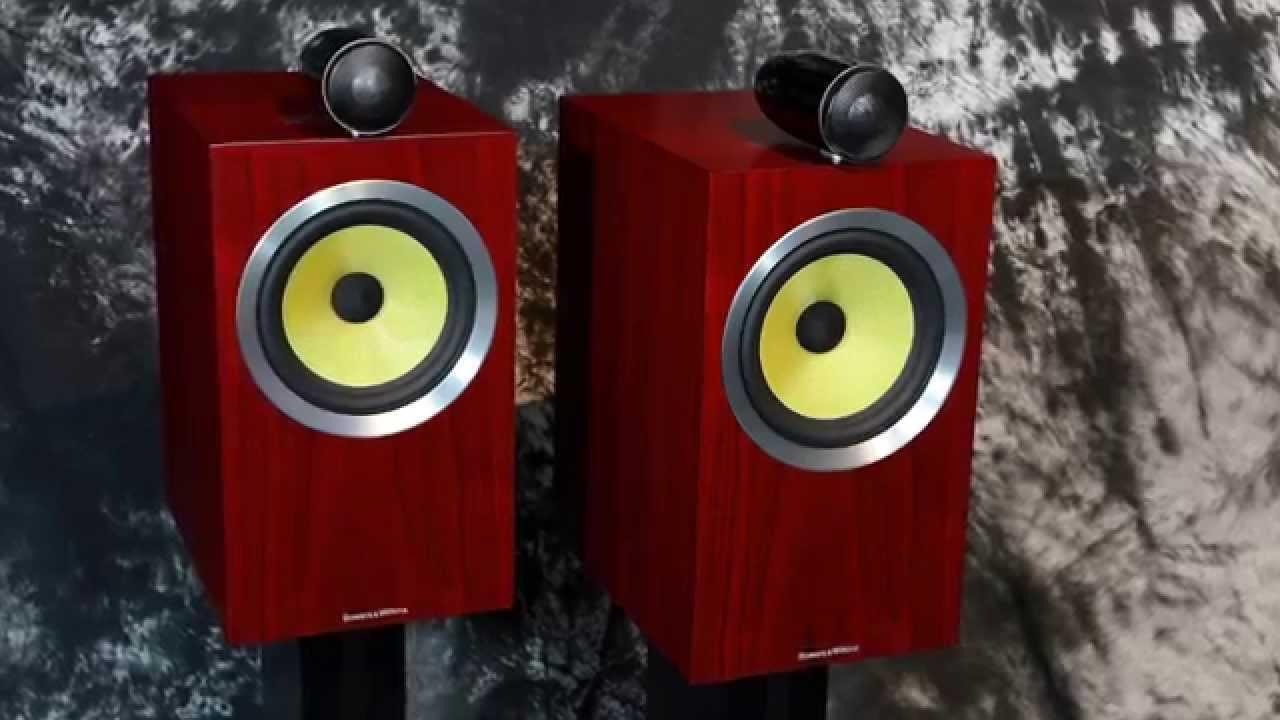 Stereo Design B U0026w Bowers  U0026 Wilkins Cm6 S2 Speakers