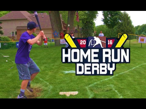 2016 Home Run Derby   MLW Wiffle Ball