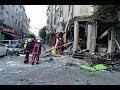 Bakırköy'de bir işyerinde patlama yaşandı