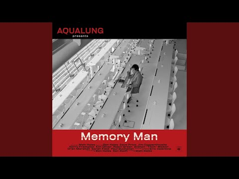 Aqualung - The Lake