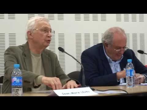 Un antifascisme moral: Jean-Marie Lehn