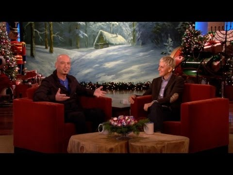 Howie Mandel on Underwear