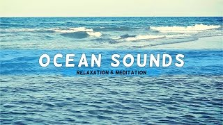 Ocean Sounds (No Music) - Ambient Soundscapes - Sea Waves, Ocean Waves