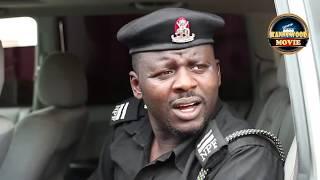 Musha Dariya Ali Artwork Motar police (Hausa Songs / Hausa Films)