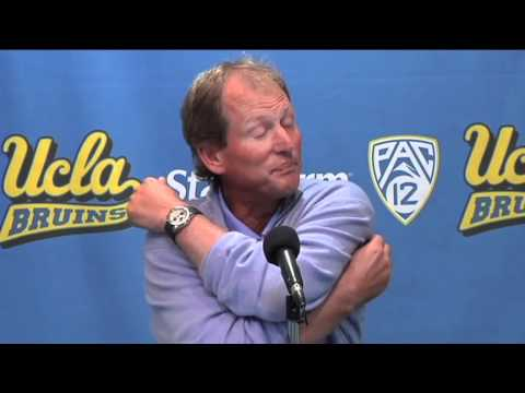 Rick Neuheisel Weekly Press Conference; 10-3-11