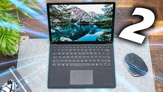 Microsoft Surface Laptop 2 Review!