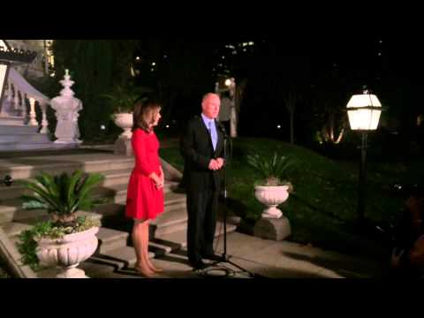 Jerry Brown claims victory