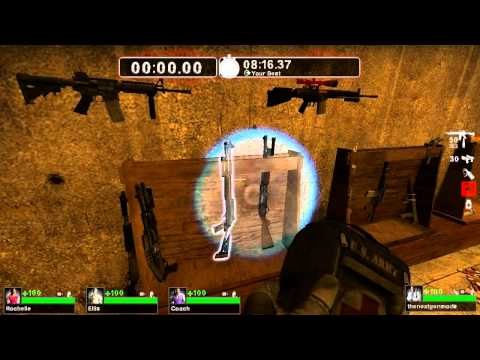 Left 4 Dead 2 Call of duty mods (PC).