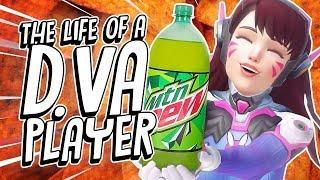 The life of a D.VA player