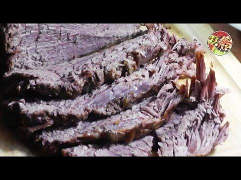 Как запечь говядину в фольге - видео
