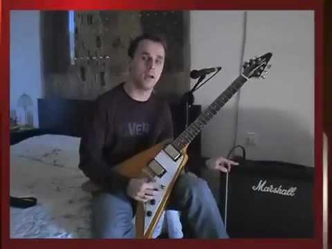 Κιθάρα Epiphone Flying V παρουσίαση