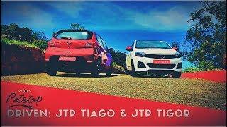 JTP Tiago & JTP Tigor: High On Performance