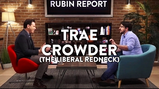 Trae Crowder and Dave Rubin: The Liberal Redneck, the South, and Comedy (Full Interview)