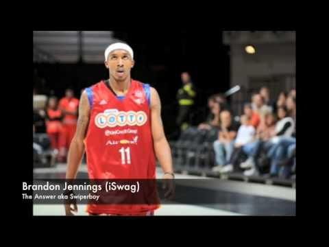 Brandon Jennings (iSwag)