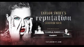 Taylor Swift reputation Stadium Tour // Trailer 2