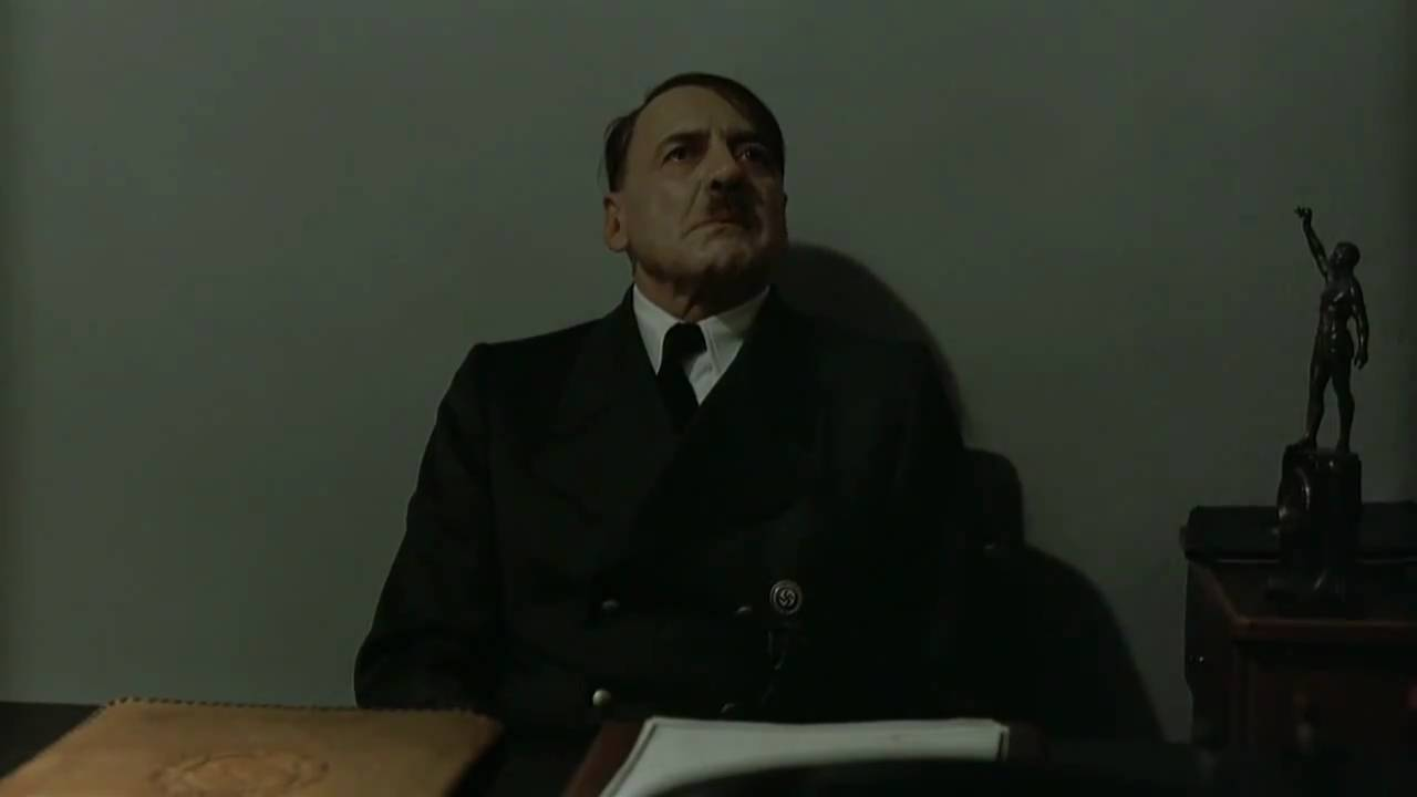 Hitler wants Captain Picard to give him something