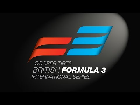 Cooper Tires British F3 Championship - Race 3 - SPA 2014