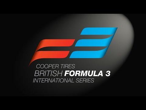 Cooper Tires British F3 Championship - Race 3 - SPA 2014