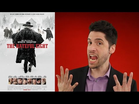 The Hateful Eight - movie review