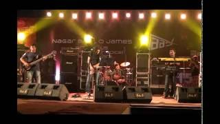 James - Poddo Patar Jol | Live Concert Performance @Khulna University