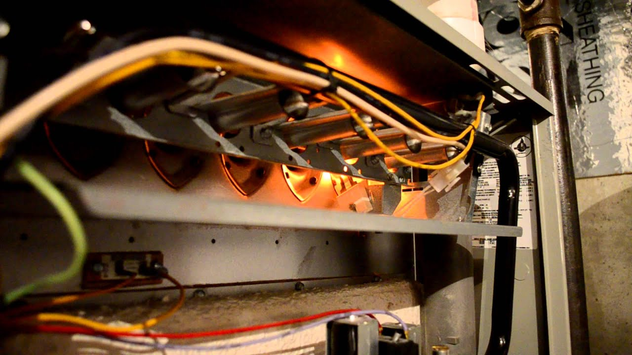 American Standard Freedom 90 Furnace Not Igniting Youtube