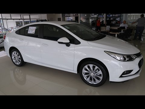 Novo Chevrolet Cruze LT 1.4 Turbo 2017