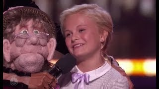 The Results: The first 5 Going to the finals.. and Simon Cowell Barking like a dog! | AGT 2017