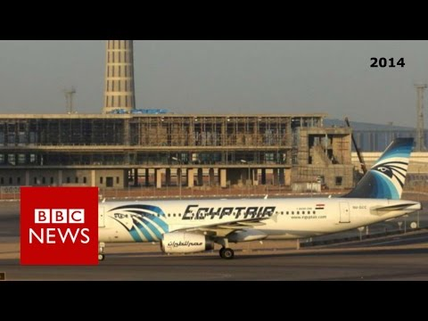 EgyptAir MS804 : Egyptian air force says it has found debris from plane - BBC News