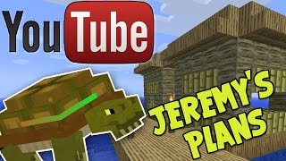 Minecraft - Attack Of The B Team - Jeremy's Plans!! [73]