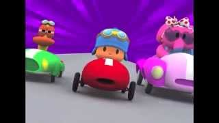 Pocoyo The Big Race Cars-La Gran Carrera