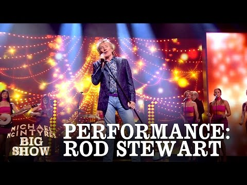 Rod Stewart - Hold The Line
