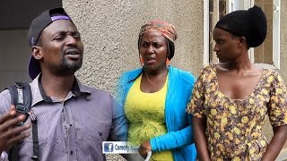 I love you equally my wives -African Comedy