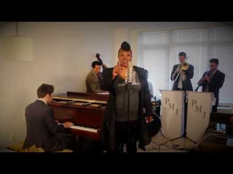 Livin' on a Prayer - Vintage Jazz Bon Jovi Cover ft. Miche Braden