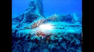 Wreck diving Corfu