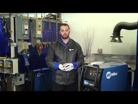 How to Use the Miller Syncrowave 210 TIG/MIG Complete