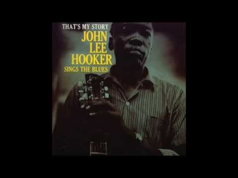 John Lee Hooker - No More Doggin