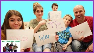 Most Likely To Become An Alien / That YouTub3 Family I Family Channel