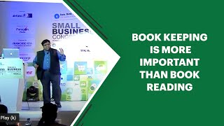 Book keeping is more important than book