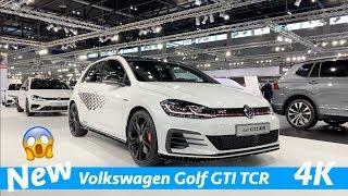 Volkswagen Golf GTI TCR 2019 - FIRST exclusive quick look in 4K