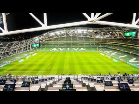 Aviva Stadium Timelapse