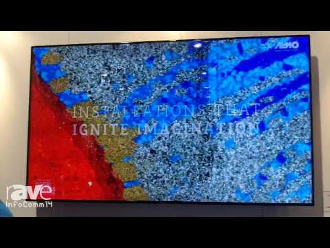 InfoComm 2014: Almo Explains the Difference between Large Format Displays and Video Walls