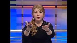 هيفاء الحسيني ترد على توفيق عكاشة الذي سب وشتم العراقيين